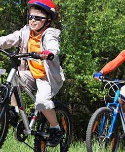 Downhill Bike and Volcano Rainforest Hike