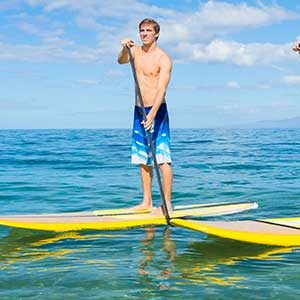 Oahu Stand-Up Paddle