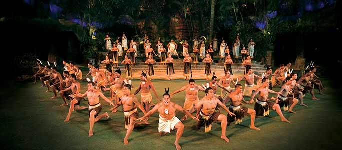 Polynesian Cultural Center Ambassador Luau