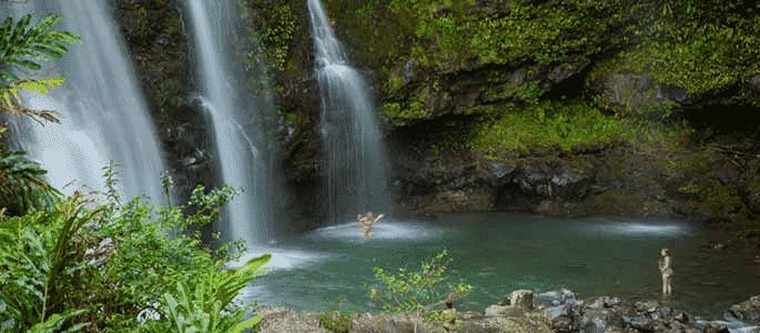 Oahu Waterfall Hike