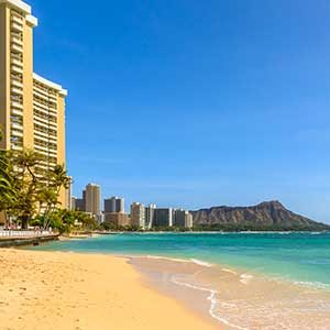 Honolulu Dream Vacation