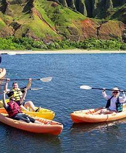 Na Pali Coast Kayak Tour