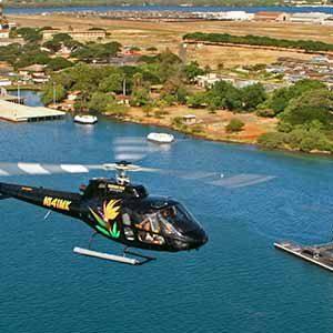 Hidden Oahu Helicopter