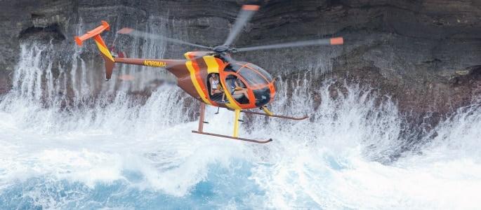 Doors-Off Helicopter Adventure