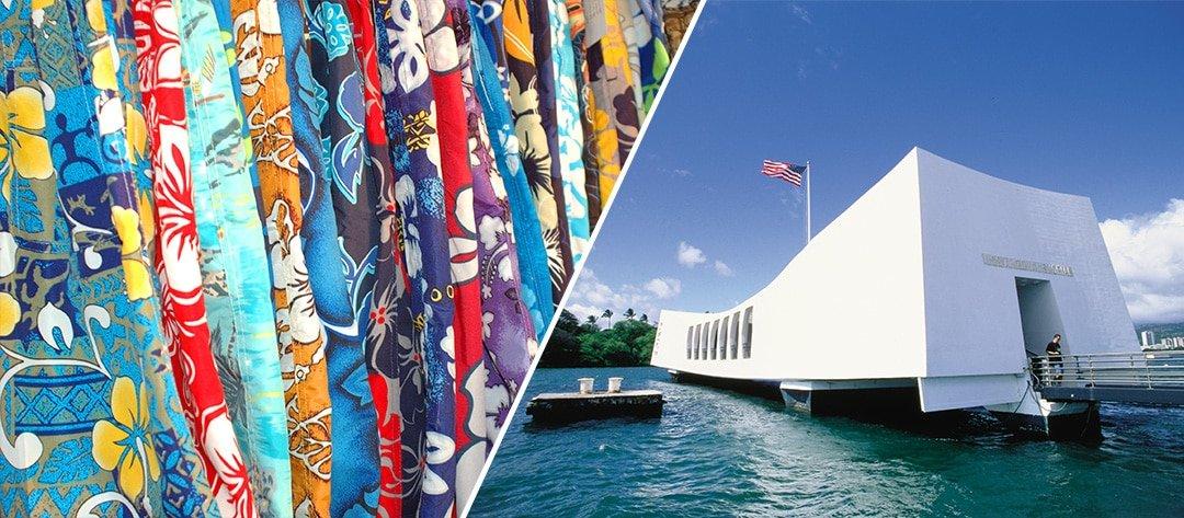 Uss Arizona Memorial And Aloha Stadium Swap Meet