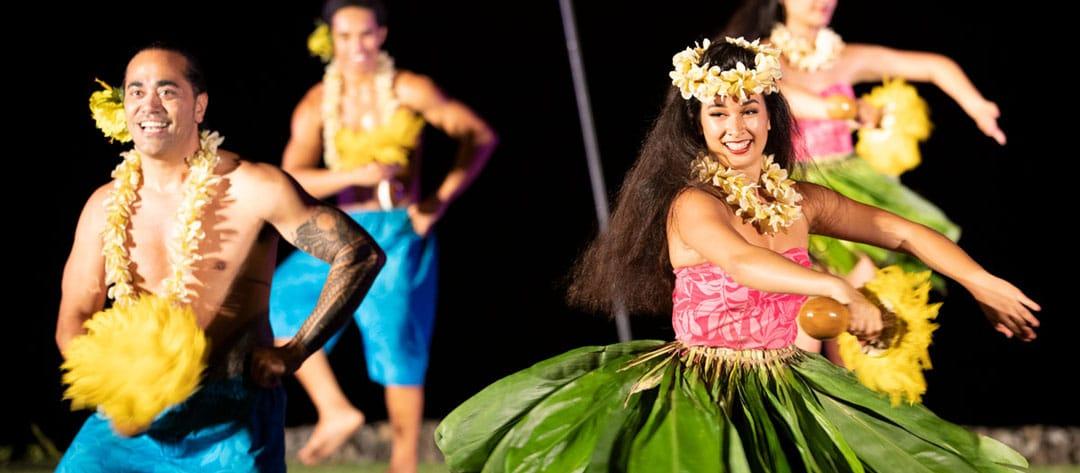 Maui Luau Marriott